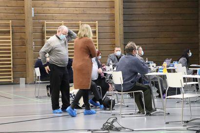 Korona on korjannut Pudasjärven kaupungin taloutta – mutta tiukat vuodet ovat vielä tulossa,  ennakoi kaupunginjohtaja Tomi Timonen