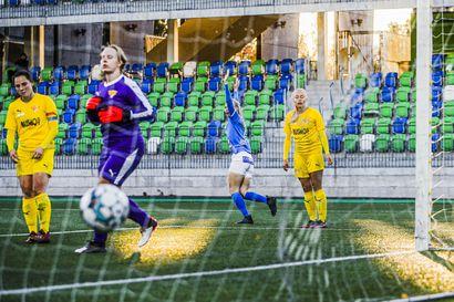 RoPSin naisilla vain tärkeitä pelejä jäljellä - Vantaan Jalkapalloseura haki tasurin alle minuutissa