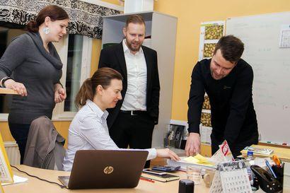 Luonnosta on Tyrnävän vuoden yrittäjä – Syksyllä perustettiin tytäryhtiö Hollantiin, ja tavoitteena on lähteä myös Lähi-Idän ja Aasian markkinoille
