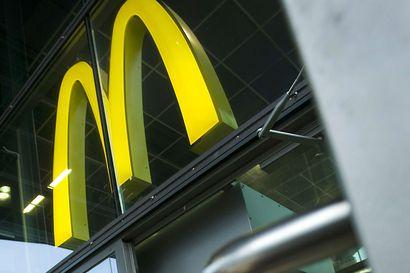 Limingantullin McDonald's pistettiin remonttiin – ravintolassa aloitetaan pöytiintarjoilu