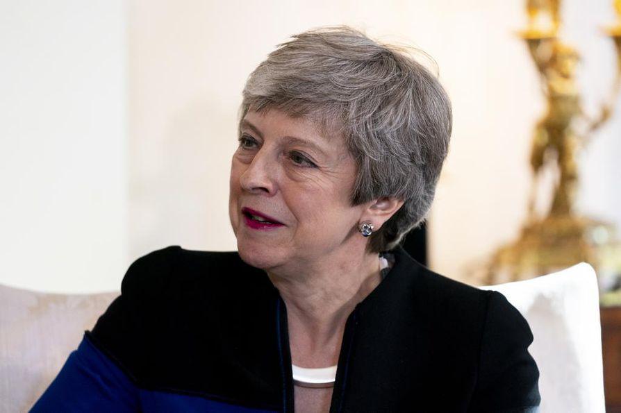 Britannian pääministerin Theresa Mayn lähtölaskenta on käynnissä. May ei ole ilmoittanut tarkkaa eropäivää, sillä hän haluaisi saada parlamentilta sitä ennen siunauksen brexit-sopimukselleen.