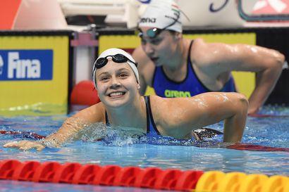 """Suomen uintimaajoukkue jahtaa pitkän radan EM-menestystä laajalla kärjellä – jopa useampi mitali on mahdollinen: """"Se on täysin realistista"""""""