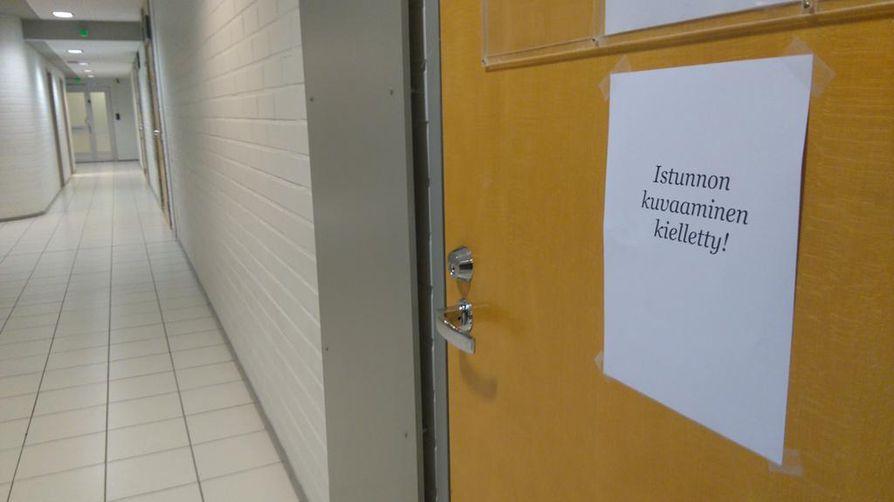 Oulun käräjäoikeus päätti vangitsemisesta keskiviikkona.