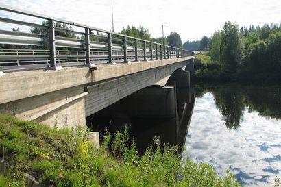 Haukiputaan Jokikylän silta uusitaan – nykyisen sillan paikalle rakennetaan uusi