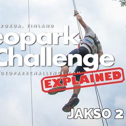 Katso toinen jakso – videosarjassa otetaan käsittelyyn Rokua Geopark Challenge ja seikkailu-urheilu