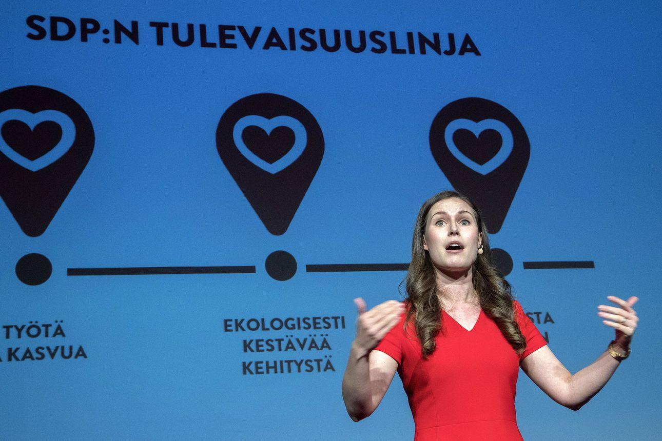 Sanna Marin on uuden sukupolven rautarouva – Nyt hänestä on tulossa Suomen nuorin pääministeri