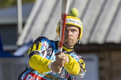 Kaikkien aikojen etenijäkuningas Sami Haapakoski palasi PattU:n paitaan