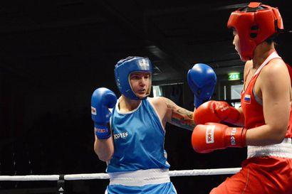 Nyrkkeilyn Euroopan olympiakarsinnat alkavat Lontoossa