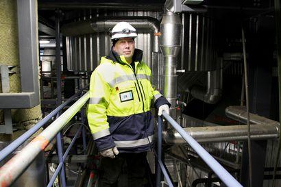 Kemin Energia ja Vesi Oy:n uuden biolämpölaitoksen testaaminen alkaa pian – rakentaminen on sujunut aikataulussa