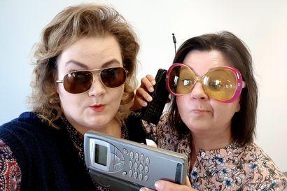 Kääk – olenko kännykkäriippuvainen? Kuuntele uusin Happi & Saima -podcast!