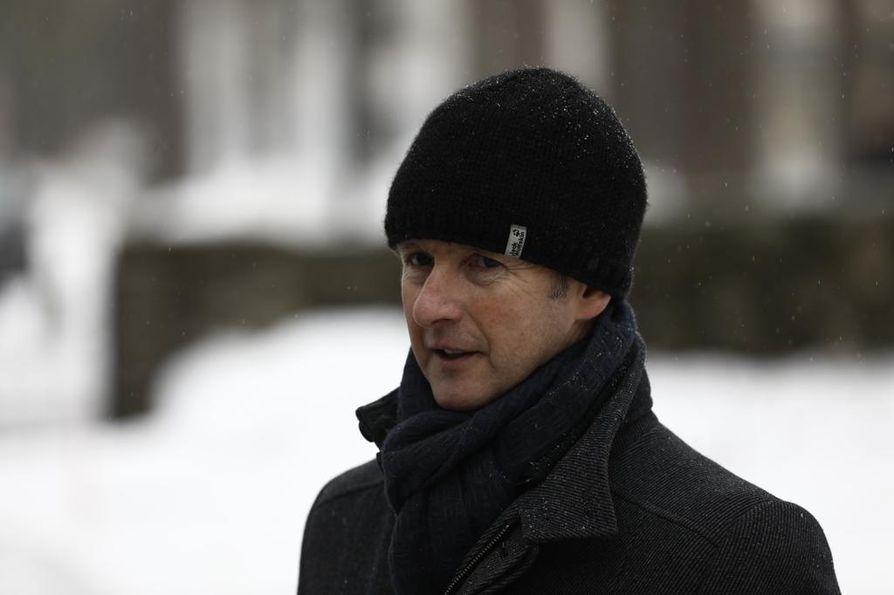 Matti Nykäsen kilpakumppani Jens Weissflog oli kutsuttujen joukossa.