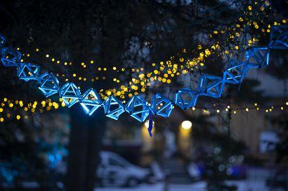 Miltä pihasi tai parvekkeesi näyttää jouluna? Lähetä kuva, teemme koostetta lukijoiden kuvista