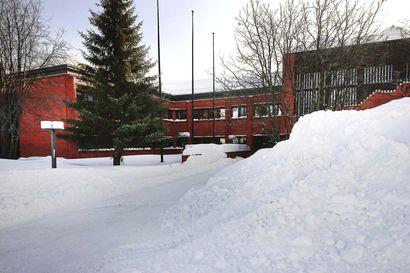 Inarin kunta järjestää ikäihmisille koneapua lumitöihin