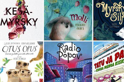 Finlandia-ehdokkaissa muinaissuomalaista fantasiaa, ötököiden ihmeellistä elämää ja yksinäisen lapsen radiolähetyksiä – Kuusi ehdolla lasten ja nuorten kirjallisuudessa