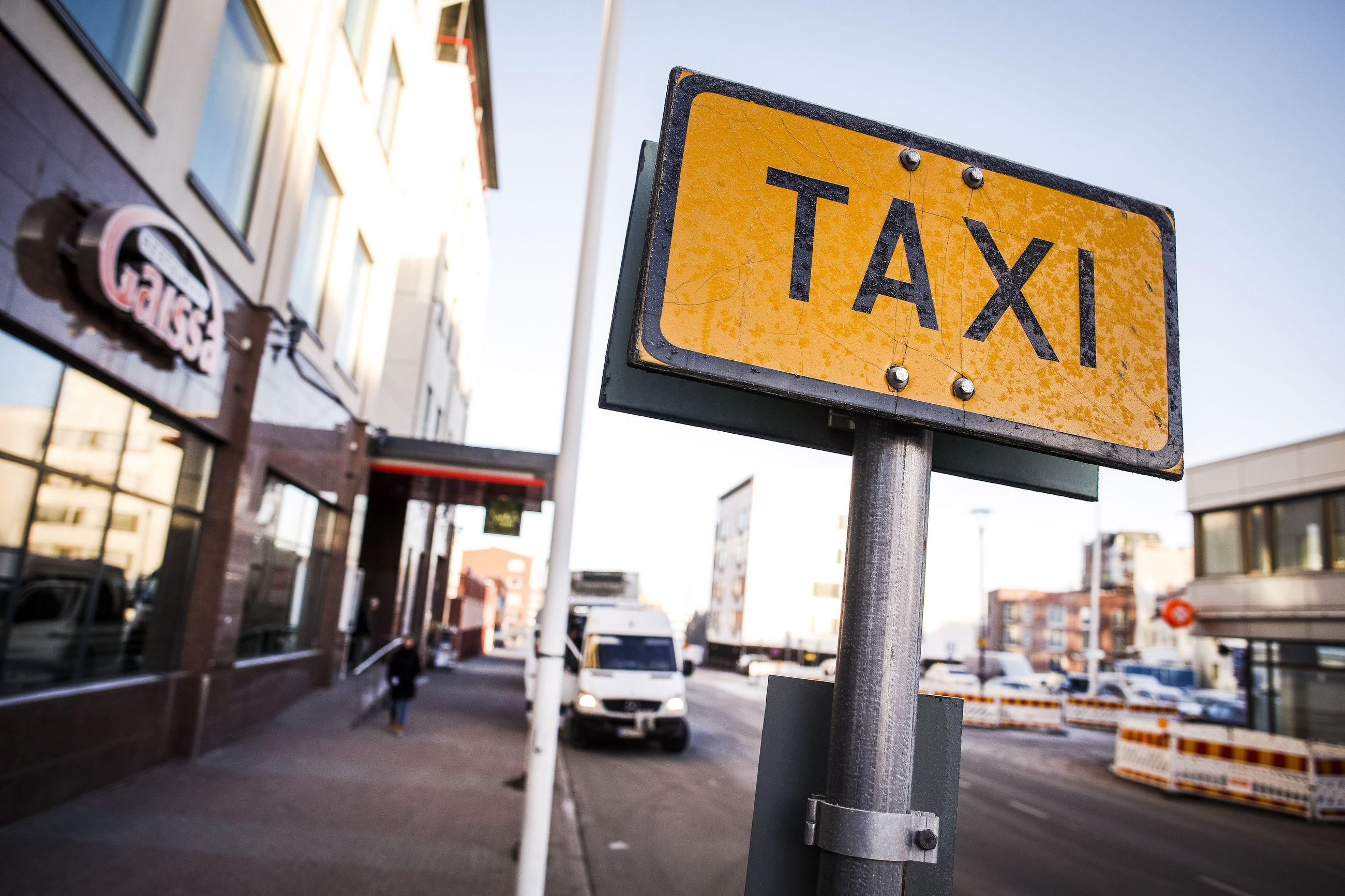 Taksilaki Uudistus