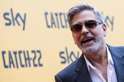 George Clooney puhuu tarinan luomisesta talouselämän foorumissa – Megaluokan julkkikset saadaan paikalle hyvällä maineella ja huolenpidolla