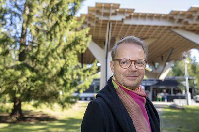 """Vihreiden Jaakko Kuusisto lähtee ensimmäiselle valtuustokaudelleen aikomuksenaan pitää Oulun katseen tulevaisuudessa: """"Elinvoimaa ja vetovoimaa on rakennettava määrätietoisesti"""""""