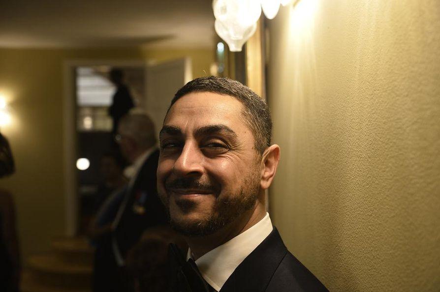 Arman Alizad voitti parhaan esiintyjän palkinnon. Arkistokuva.