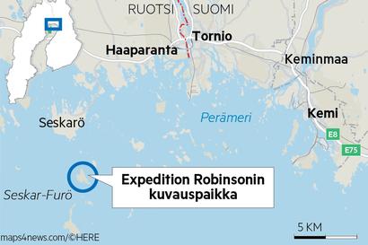 Kilpailu tropiikissa vaihtuu koronan takia selviytymiseen Haaparannan saaristossa – Ruotsin seuraava Robinson aiotaan kuvata Seskar-Furön saarella