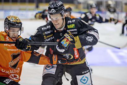 Jesse Puljujärvi avasi kauden maalitilinsä heti ensimmäisen ottelun ensimmäisessä erässä