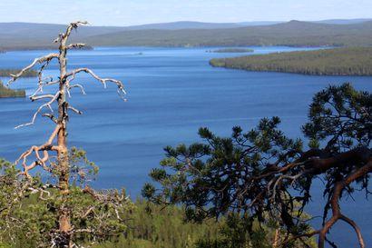 Pintavedet ovat Suomessa tavallista lämpimämpiä – Kevojärvellä lähes viisi astetta tavanomaista lämpimämpää vettä