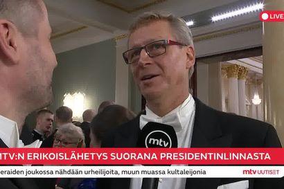 """Huuhkajien päävalmentaja Markku Kanerva: """"On ollut upeaa nähdä, miten ihmiset arvostavat tätä saavutusta"""""""