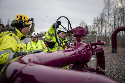 Maakaasun käyttö on vähentynyt teollisuudessa lähes puolella, mutta sitä ei silti nähdä katoavana energianlähteenä – Baltian putki haastaa nyt Venäjän tuonnin
