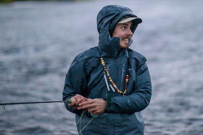 Vaelluskaladelegaatio kävi ministeriöiden puheilla