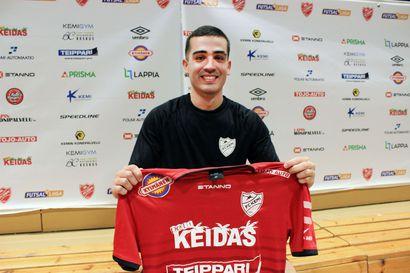 FC Kemi palkkasi jo toisen MM-kisapelaajan Venezuelasta