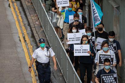 """""""Jos tämä toteutuu, se on Hongkongin loppu"""" – Kiina säätää Hongkongiin uudet turvallisuuslait, joiden pelätään kaventavan alueen autonomiaa"""