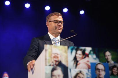 Orpo valittiin kolmannelle kaudelle Porissa – Orpoa motivoi maan asioiden nykyinen vastuuton hoito