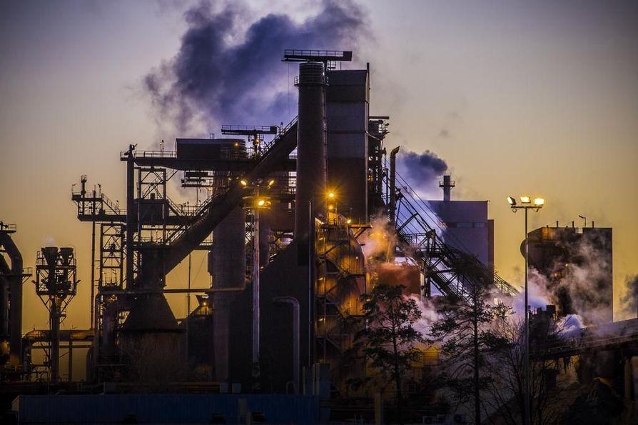 SSAB muuttaa terästuotantoaan rajusti ilmastonmuutoksen takia ja aikoo tehdä uudella ilmastoystävällisellä teknologialla bisnestä.