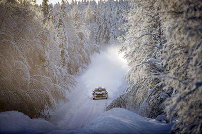 Nyt siitä tuli totta: Rovaniemi sai MM-rallin
