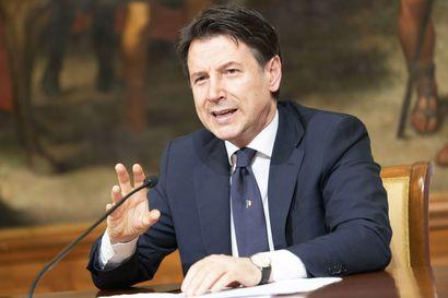 Italia alkaa avautua vähitellen ensi maanantaista lähtien