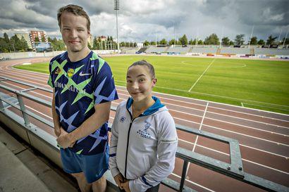 Oulun Pyrinnön supersyksyssä tarjolla kolmet isot kisat –Valkean kaupungin kisoissa mukana olympiakävijä Krista Tervo