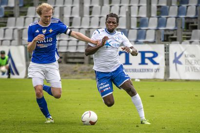 """""""Peli oli meidän näköistä taistelua"""" kehui Kemi Cityn luotsi Jari Åhman VIFK:n rökittäneitä suojattejaan"""