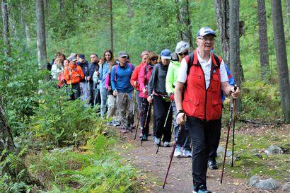 Suomessa on yli miljoona sauvakävelijää – Kävelykipinä-kampanja innosti suomalaisia kävelemään vielä lisää