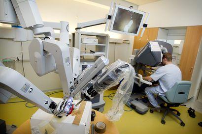 OYS hankkii kahdeksan uutta robottikirurgia – osa keskittyy syöpäleikkauksiin kasvavien leikkausmäärien vuoksi