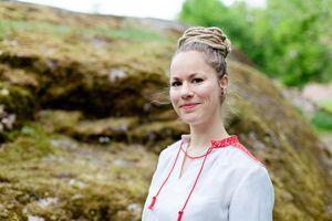 Hanna Sarkkinen Vasemmistoliitto 2018 Valokuvaaja: Pinja Nikki