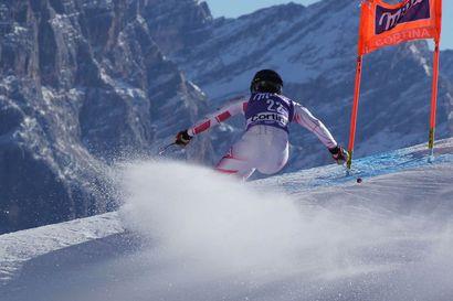Ensi talven alppihiihdon MM-kisat Italiassa siirtynevät olympiatalveen 2022