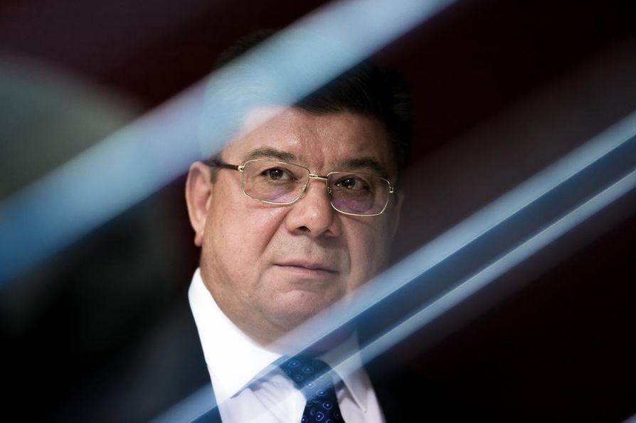 Venäjän suurlähettiläs Pavel Kuznetsov vieraili tiistaina ja keskiviikkona Raahen seudulla.