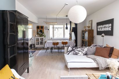 Koti täynnä sielua – katso kuvia lämminhenkisestä ja tyylikkäästä kodista
