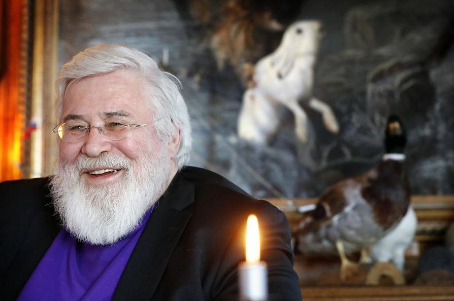 Arkkipiispa Leo kertoo, että karjalankieliset muumit kiinnostavat laajasti.