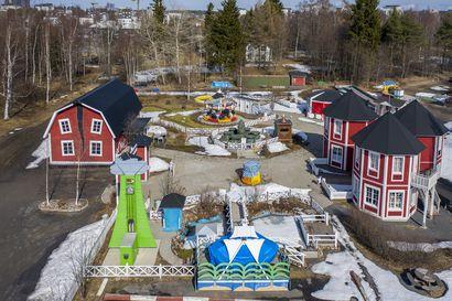 Oulun Vauhtipuisto avaa kesäkauden lauantaina – puistossa kaksi uutta laitetta