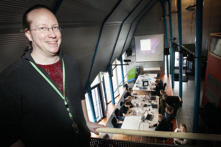 Codenomiconin tutkimusjohtaja Ari Takanen on yksi yrityksen perustajista.