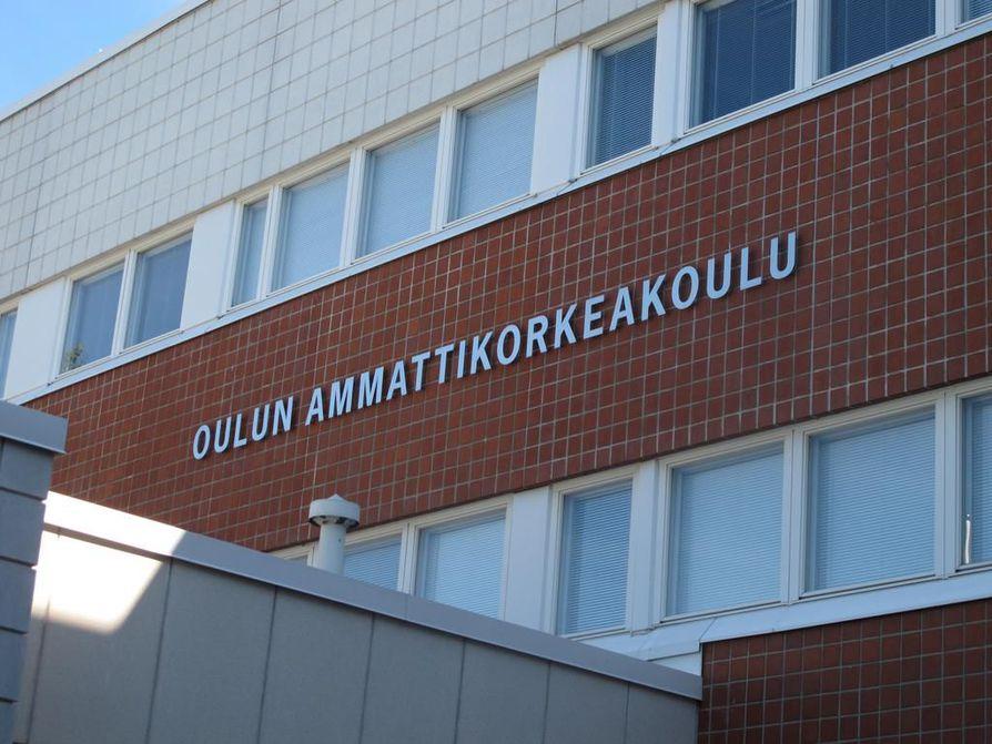 OAMK, Oulu, ammattikorkeakoulu