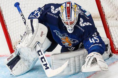 Metallurg Magnitogorsk opetti Jokereille KHL-jääkiekkoa Helsingissä – Magnitogorsk-vahti Olkinuora syötti maalin