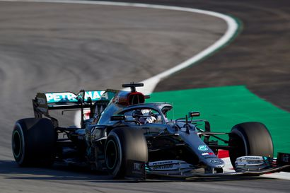 Mercedeksen marssijärjestys ennallaan – Hamilton oli nopein ja Bottas ykköshaastaja formula 1:n MM-kauden ensimmäisenä harjoituspäivänä