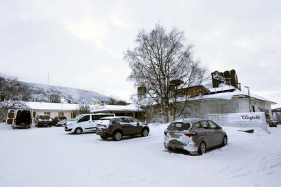 Suomi-neidon pää on jäässä mutta varpaita lämmittää – talven pakkasennätys meni rikki Utsjoella
