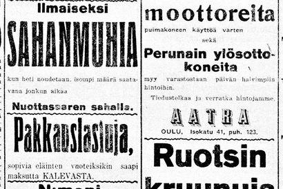 Vanha Kaleva: Nuori vanki hirttäytyi henkseleihinsä